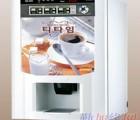 苏州昆山东具食品全自动投币咖啡机磨豆咖啡机韩国TEATIME咖啡机