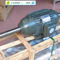 台湾立式3000W马达抛光机