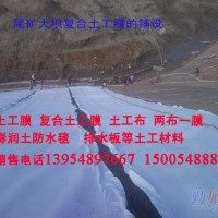 江苏供应防渗土工膜,复合土工膜,膨润土防水毯,无纺布袋