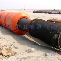 疏浚用塑料浮筒