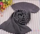 杭州针织花边针织围巾批发
