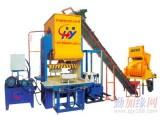 混凝土砌块成型机价格 特点-上海华预机械制造有限公司