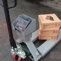 靖江《1吨2吨3吨打印叉车秤》手推打印叉车称价格
