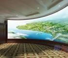 3D影院|3D图像|两套融合投影系统同时投射