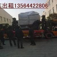 上海闵行区叉车出租-罗阳路8吨汽车吊出租-大型机器装卸