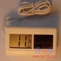 太阳能温度计 温度计