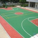 上海丙烯酸球场地坪
