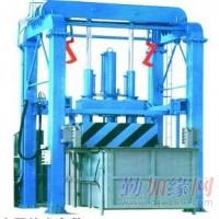 CLY垂直式垃圾压缩设备 垃圾压缩站