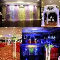 杭州气球拱门租赁婚礼场地布置策划