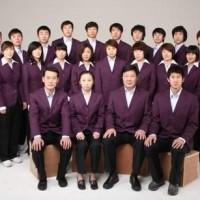 上海集体照大合影毕业照拍摄照片