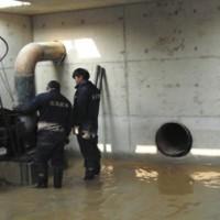 南京泵站泵阀及管路安装