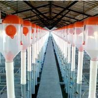 自动料线饲料输送PVC管