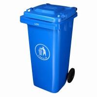 新广胜绿色垃圾桶