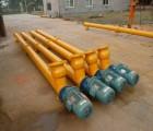 板材砂灌包上料绞龙输送机/移动式螺旋输送机图片