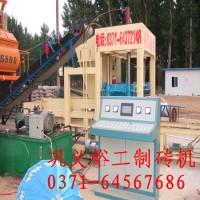 郑州优质免烧制砖机直销厂家|小型免烧砖机GY