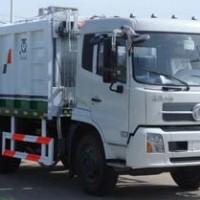 东风福瑞卡4方小型挂桶式垃圾车厦工楚胜厂家生产供应