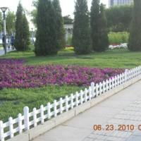 无锡PVC护栏 无锡PVC草坪围栏 PVC塑钢草坪围栏公司