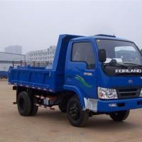 福田牌BJ3045D8JA5-1型自卸式垃圾车