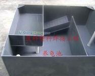 广州厂家供应环保大型PP板水产龟箱