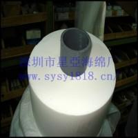 供应PVA吸水海绵管长达1.6米