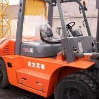 台州二手合力7吨叉车价格{多少卖