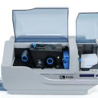 打印机斑马打印机P330I