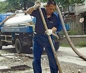 三门县污水池清理