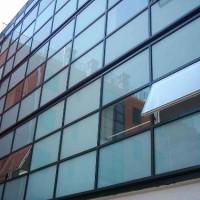 大连玻璃幕墙装饰公司