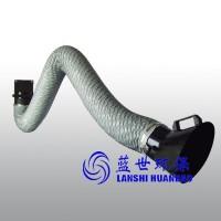 供应壁挂式柔性吸气臂 焊接烟雾除尘臂
