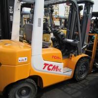 TCM二手叉车1-10吨供应|服务第一、信誉至上