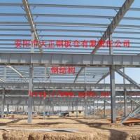 大正双跨钢结构厂房世界