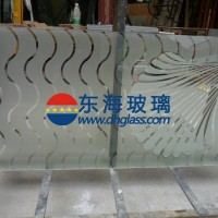深圳肌理玻璃-南山玻璃