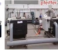 伯东公司Pfeiffer分子泵LOW-E玻璃