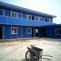 北京石景山专业彩钢房安装   专业阁楼搭建