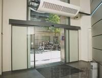 沙朗维修自动玻璃门,沙朗专业维修电动门