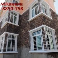 燕郊防护栏防护网不锈钢防盗窗