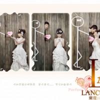 深圳那个婚纱工作室好?兰蔻婚纱摄影的迷人古装秀