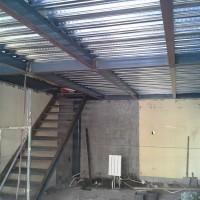 北京钢结构阁楼搭建 钢结构楼梯制作