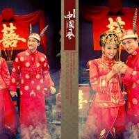 广州拍婚纱去那家影楼棒 皇室秋礼大放送
