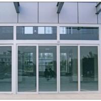 邯郸玻璃门安装公司丨感应门