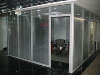 安装玻璃门定做 玻璃镜子换地弹簧价格低