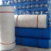 网密60目白色平织塑料窗纱