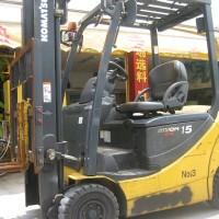 全国二手叉车低价供应、合力叉车1-10吨供应