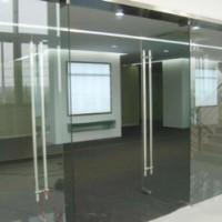 北京海淀区公主坟安装玻璃门更换地弹簧