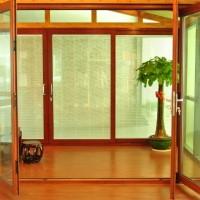 专业生产供应深圳铝合金门窗--鸿泰门窗