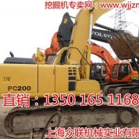 小松PC200-6二手挖掘机市场,价格优惠,二手挖掘机专卖网