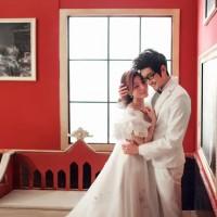 无锡创意婚纱照