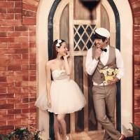 无锡外景婚纱照