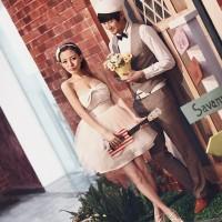 无锡哪里拍婚纱照好