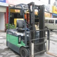 日本原装进口电动叉车出售,二手电动叉车租赁